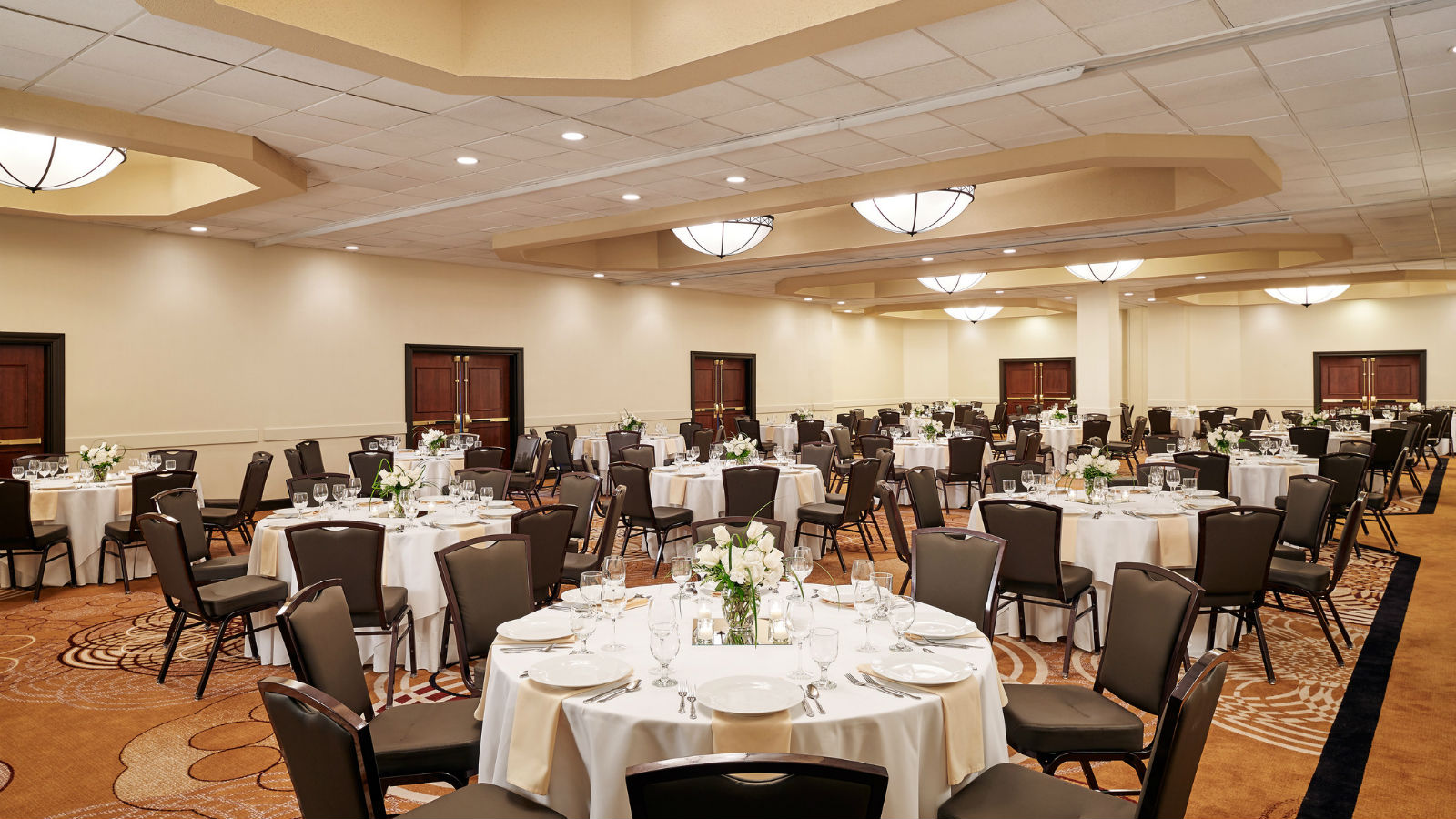 Sheraton College Park North Hotel - The Chesapeake Ballroom