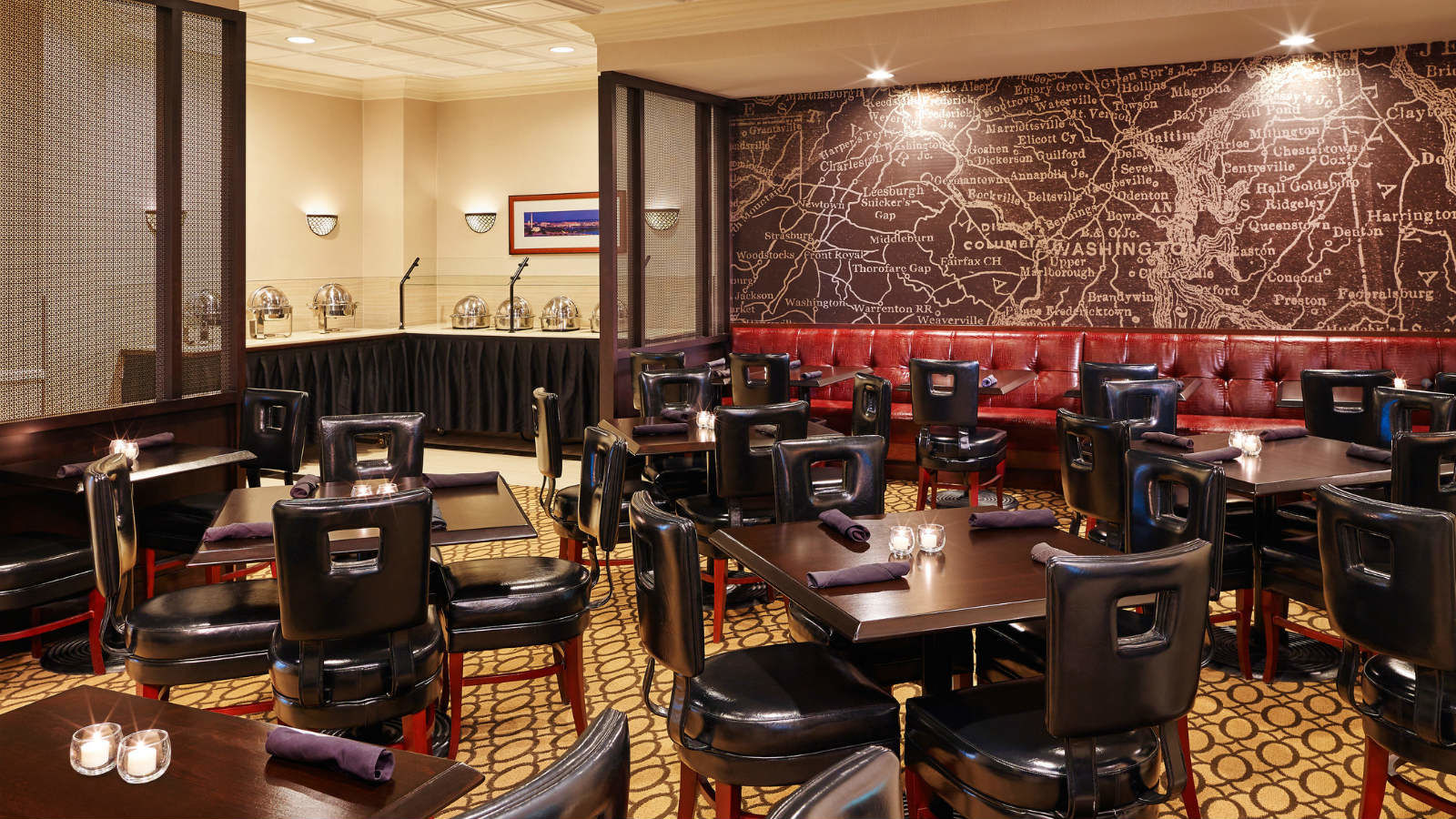 Restaurant in College Park, MD - Asado Brasserie Lounge
